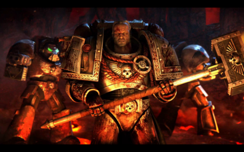 Warhammer 40K: Dawn of War II (2): Retribution Skirmish Edition [P] [RUS / RUS] (2011) (3.19.1.6123+ 18 DLC)