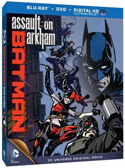 Batman Assault on Arkham 2014 BluRay 1080p DTS x264-PRoDJi
