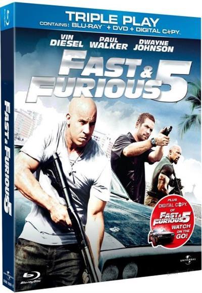 Fast Five 2011 BluRay 1080p DTS x264-PRoDJi