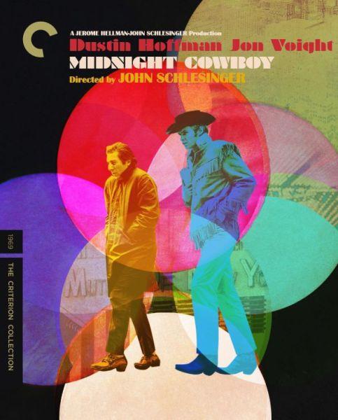 Полуночный ковбой / Midnight Cowboy (1969) BDRemux 1080р | Remastered | P, P2, A, L1
