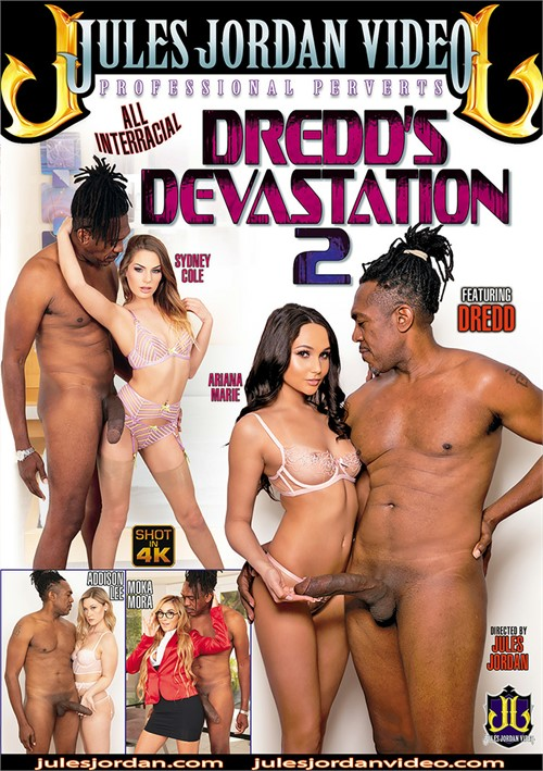 [BDWC] Dredd's Devastation 2 / Опустошение Дредда 2 (Jules Jordan, Jules Jordan Video) [2019 г., Big Cocks, Gonzo, Interracial, WEB-DL] (Split Scenes)