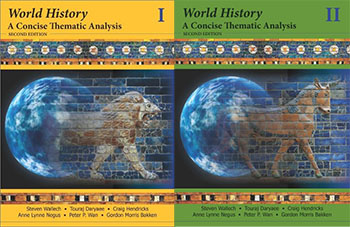 World History: A Concise Thematic Analysis, Volume One - Two, 2nd Edition