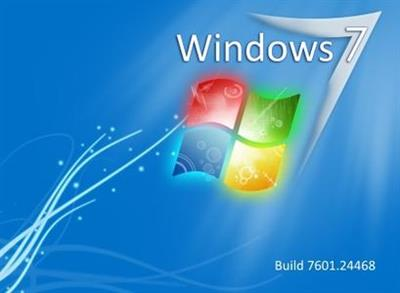 Windows 7 SP1 build 7601.24468