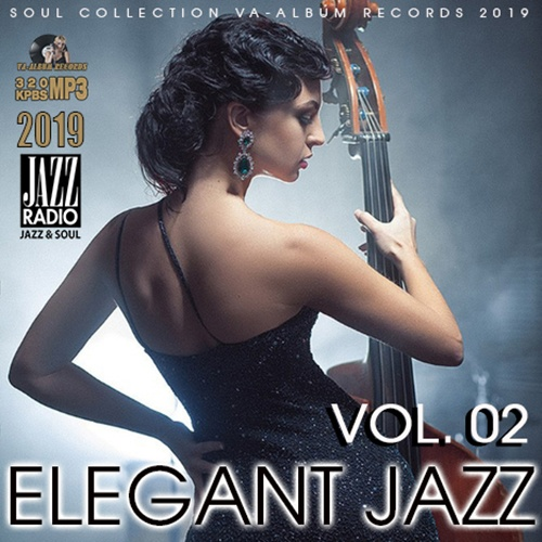 Elegant Jazz Vol. 02 (2019)