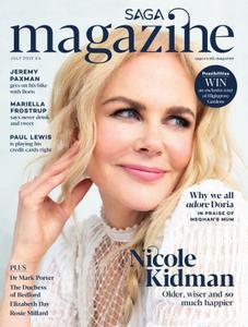 Saga Magazine - July 2019