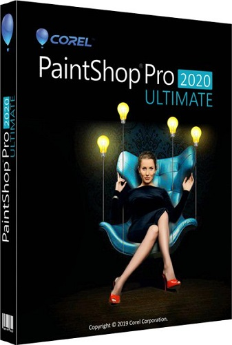 Corel PaintShop Pro Ultimate v2020-XFORCE