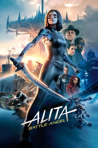 Alita Battle Angel 2019 1080p BluRay x264-SPARKS