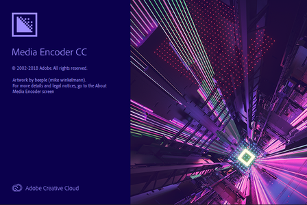 Adobe Media Encoder CC 2019 v13.1 x64 Multilingual-WEBiSO