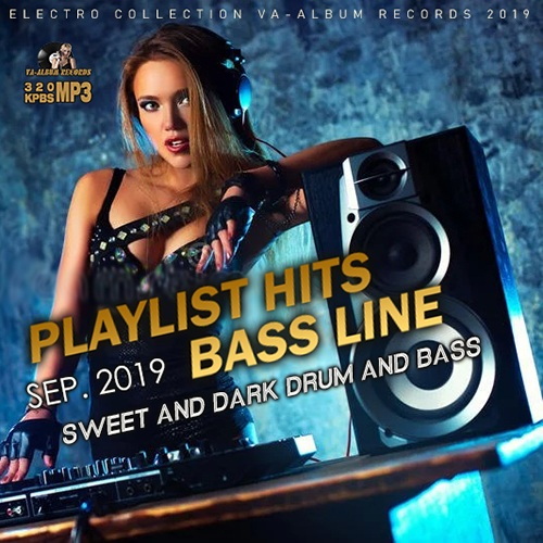 Playlist Hits Bass Line (2019)