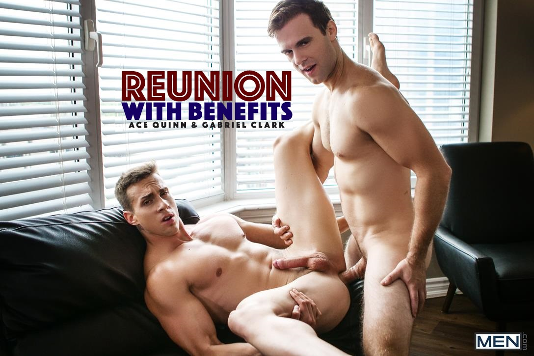 Reunion with Benefits (Gabriel Clark, Ace Quinn)