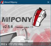Mipony Portable 2.5.6 DB 175 FoxxApp