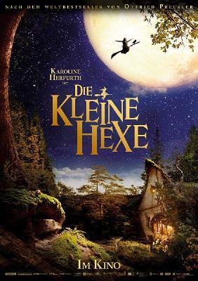 Маленькая ведьма / Die kleine Hexe (2018)