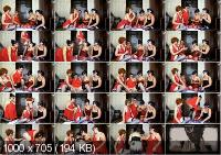 ModelNatalya94  - Four girls play cards on desire [2018 / FullHD]