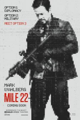 22 ���� / Mile 22 (2018) BDRip-HEVC 1080p 10bit �� Xuchilbara | iTunes