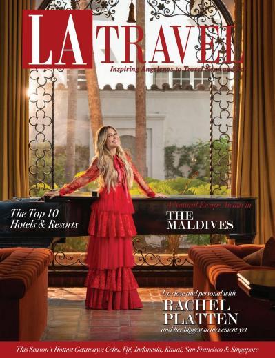 LosAngelesTravelMagazineHoliday2018