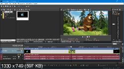 MAGIX VEGAS Pro 15.0.0.416 + Rus