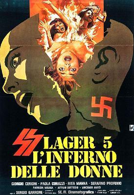 Лагерь СС номер пять: Женский ад / SS Lager 5: L'inferno delle donne (SS Camp 5: Womens Hell) (1977)