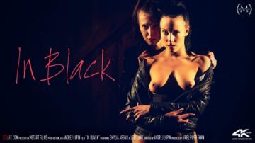 Emylia Argan & Lexi Layo (In Black) (2018) 1080p