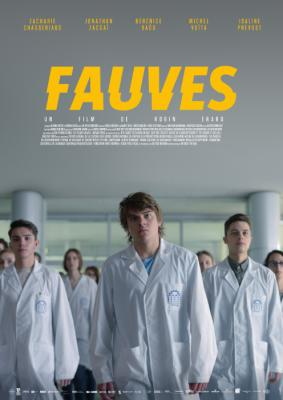 Дикарь / Fauves (2017)