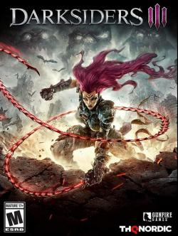 Darksiders III: Deluxe Edition (2018, PC)