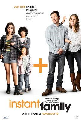 Семья по-быстрому / Instant Family (2018)