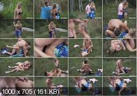 Casey I - Casey gets fucked outdoors | ClubSevenTeen | 2018 | FullHD