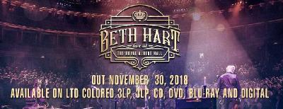 Beth Hart - Live At The Royal Albert Hall [2 CD] (2018)