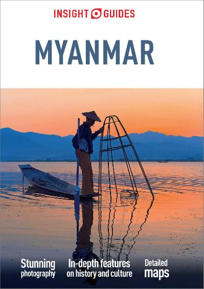 Insight Guides Myanmar (Burma), 11th Edition