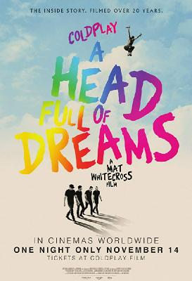 Coldplay: Голова, полная мечтаний / Coldplay: A Head Full of Dreams (2018)