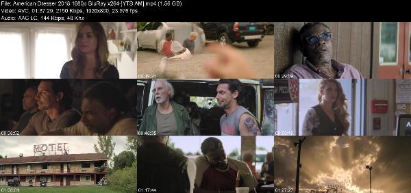 American Dresser (2018) [BluRay] [1080p] [YTS AM]