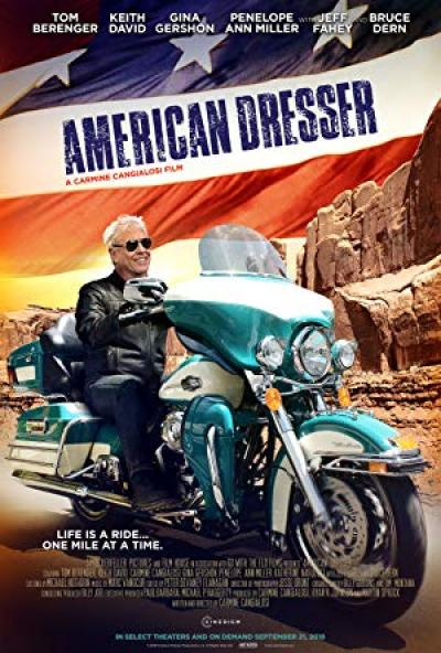 American Dresser (2018) [BluRay] [1080p] [YTS AM]