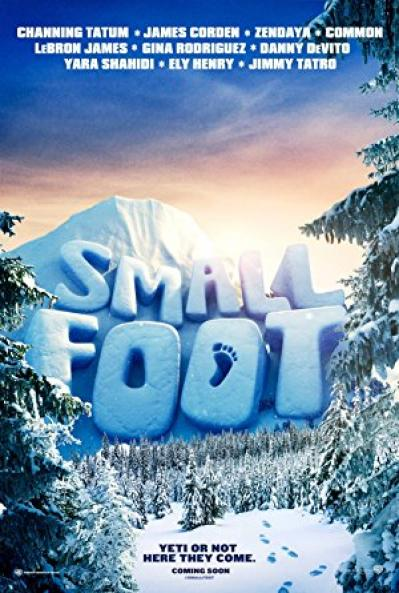 Smallfoot (2018) [BluRay] [720p] [YTS AM]