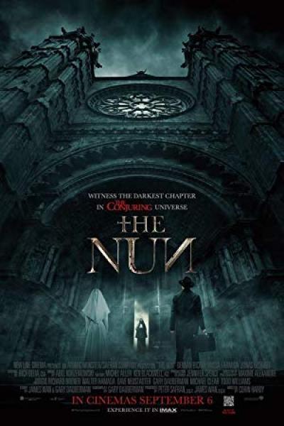The Nun (2018) [BluRay] [720p] [YTS AM]