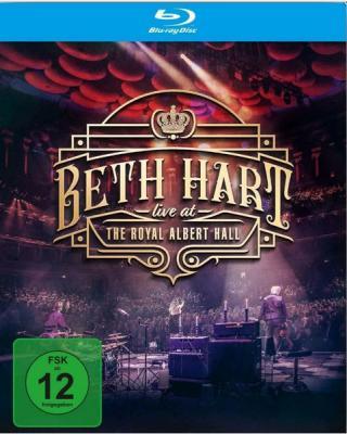 Beth Hart ★ Live At The Royal Albert Hall (2018) Blu-ray