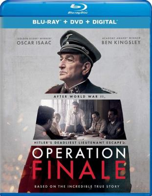 Операция «Финал» / Operation Finale (2018) BDRip 720p | Пифагор, HDrezka Studio