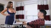 Ava Addams - Ava Fucks Her Stepson for Sniffing Her Panties (mih16841 / 2018.12.08) [1080p]