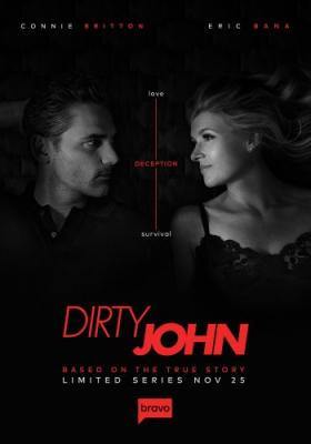 Грязный Джон / Dirty John [Сезон: 1] (2018) WEBRip 720p | Gears Media