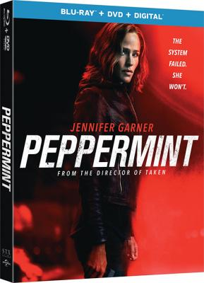 �������� ���� / Peppermint (2018) BDRip 1080p | iTunes