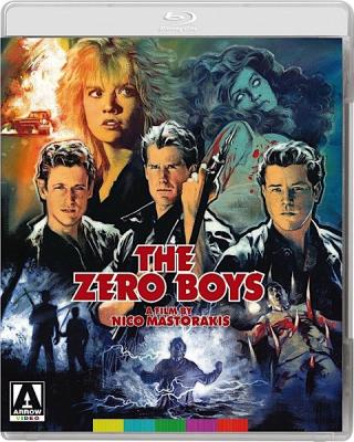 ������� ������ / The Zero Boys (1986) BDRip 720p