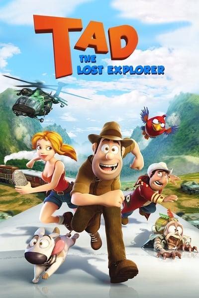 Tad The Lost Explorer 2012 BRRip XviD MP3-XVID