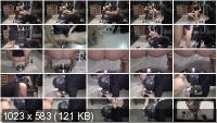 Toilet Slavery: (Mistress Gaia) - Human toilet paper [HD 720p] - Femdom, Shitting