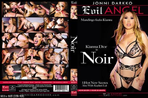 Noir Dior porno