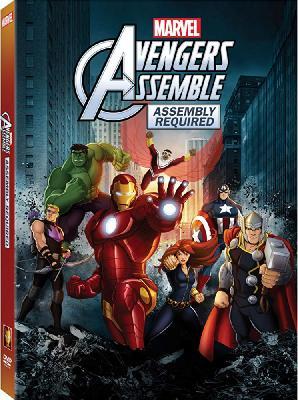 Команда «Мстители» / Marvel's Avengers Assemble (2013)