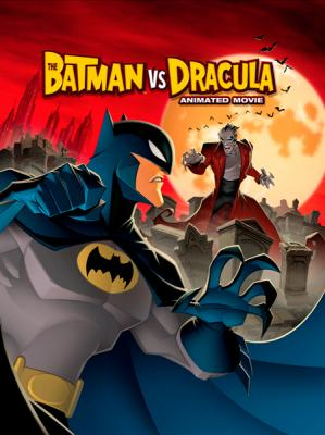������ ������ ������� / The Batman vs Dracula: The Animated Movie (2005) WEB-DL 720p