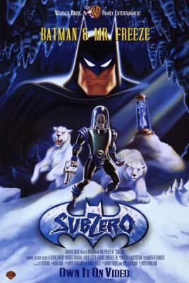 Бэтмен и Мистер Фриз: Ниже нуля / Batman & Mr. Freeze: SubZero (1998) BDRemux