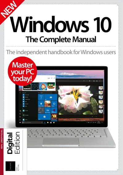 Windows 10 the Complete Manual, 9th Edition