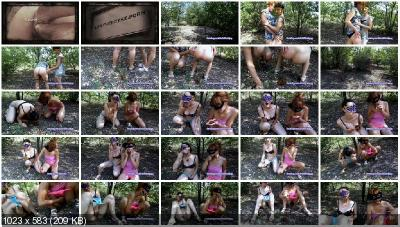 ModelNatalya94 - Memoirs about summer. Video 1 [Outdoor Scat / 877 MB] FullHD 1080p (Shitting Girls, Lesbians)