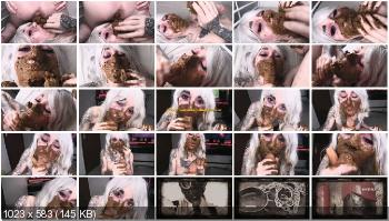 Defecation (DirtyBetty) This bitch is a real demon of lust [FullHD 1080p] Blowjob, Teen