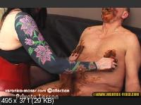Veronica Moser, 1 male HD 720p VM63 - PRIVATE LESSON [Femdom, Shitting, Scatting, Domination, Scat Porn, Humiliation, Milf]