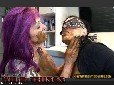 Kelly, Violet - KELLY & VIOLET - WILD THINGS [Hightide / 687 MB] HD 720p (Milf, Lesbians, Big Tits)